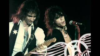Aerosmith Toys In The Attic Worcester 1982