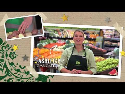 Classic Roast Vegetables Recipe w/ Garlic & Rosemary - Woolworths