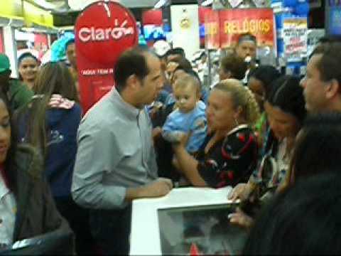Ricardo Nunes Dono da Ricardo Eletro em BH