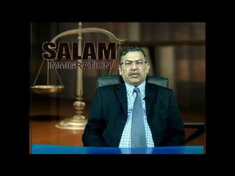 Salam Immigration Show 22/08/15