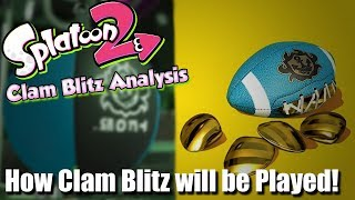 Splatoon 2 - Thoughts on How Clam Blitz will be Played! thumbnail