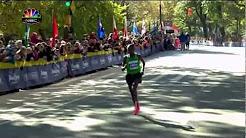 2011 New York Marathon - Mutai Story