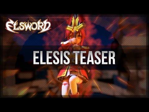 Elsword Official - Elesis Teaser Trailer