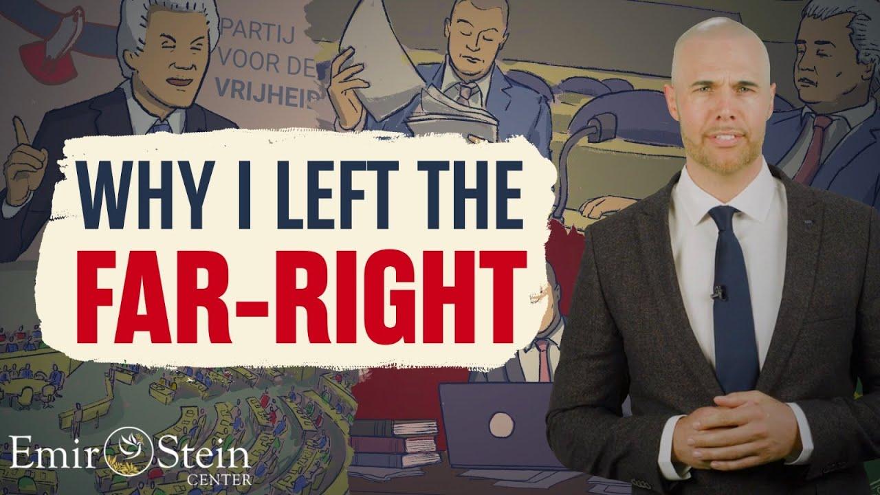 Why I Left the Far-Right | Joram van Klaveren