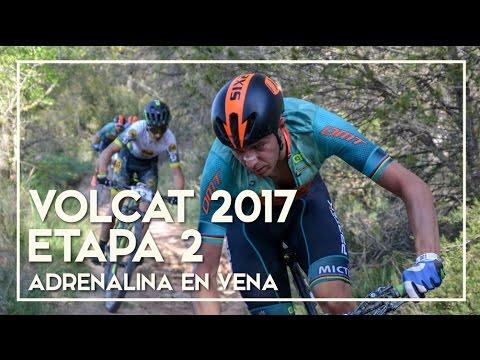 VOLCAT 2017 ETAPA 2 | ADRENALINA EN VENA