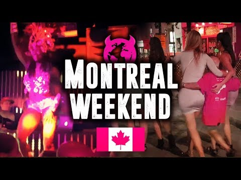 Montréal Grand Prix: The Nightlife, Women & City Sights (A Brief Intro)
