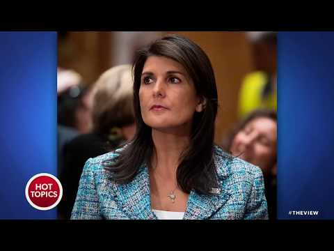 Nikki Haley: 'I Don't Get Confused' | The View