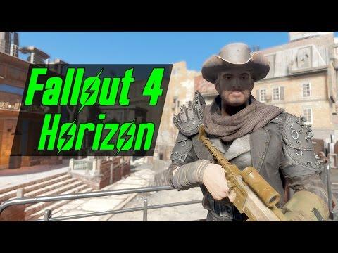 Cambridge Part 1 - Fallout 4 Horizon - Episode 16