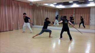 菊地流殺陣道塾/新宿教室 http://syoryuenbutai.blog.fc2.com/