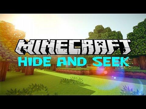 Minecraft Hide & Seek #1