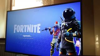 HOW TO RECHARGE V-BUCKS TO FORTNITE ON PS4-PSC