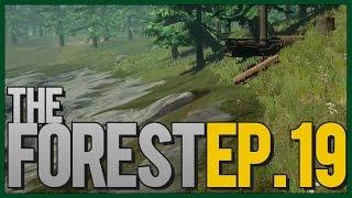 TRAPP TIL UNDERVERDEN - The Forest - Episode 19 - Norsk Let