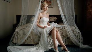 Один из первых уроков курса «Свадебная фотография от первого лица» Антона Уницына.