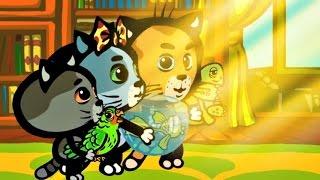 Мультики для малышей - Три котенка - Не обижай домашних животных (4 сезон   серия 4)