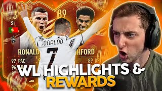 TRAUMTORE & WEEKEND LEAGUE REWARDS & HIGHLIGHTS | FIFA 21 | Pain