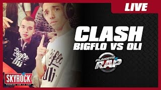 [ Clash ] Bigflo VS Oli en live dans Planète Rap !