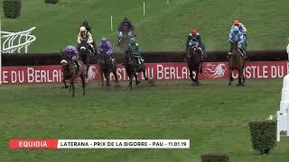 Vidéo de la course PMU PRIX DE LA BIGORRE