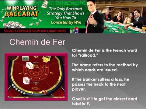 How to play mini baccarat and win best free app to learn poker