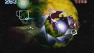 Star Fox 64 - Mission 6B - Finale Part 3 - Area 6