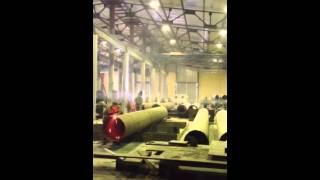 Изготовление металлоконструкций для завода Маяк(, 2013-11-20T11:57:35.000Z)