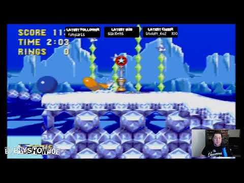 Sonic 3 & Knuckles Full Playthrough