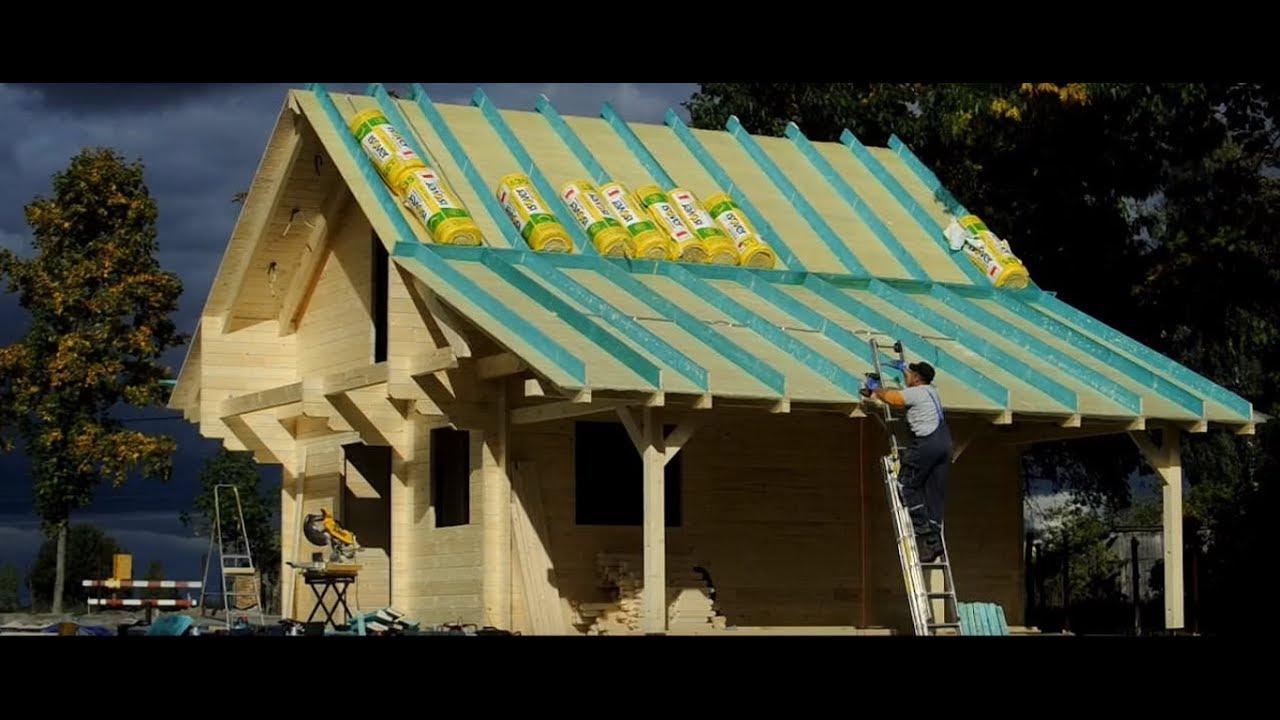 Domy Drewniane Całoroczne Altany Ogrodowe Więźba Dachowa