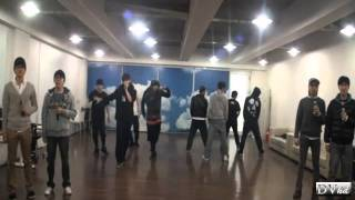 TVXQ - Before U Go (dance practice) DVhd