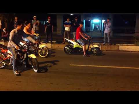 Yaz Chạy Nge Nhứt Nhói - Đua xe đường phố