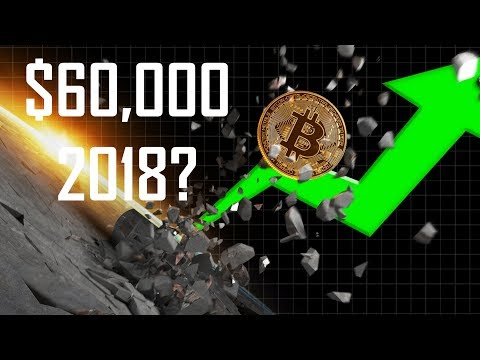 Bitcoin To $60,000? New York Accepts Square Cash! Twitter BTC Giveaway!