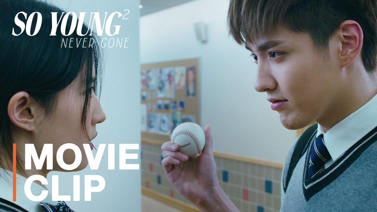 Liu Yifei Meets Kris Wu In An Anime Esque Encounter So Young 2