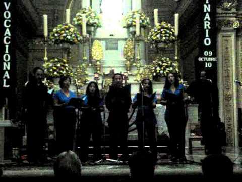 Himno a Nuestra Señora de la Asunción - Coro Maybezy