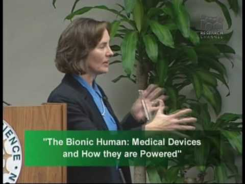 The Bionic Human: Medical Devices and How They are Powered