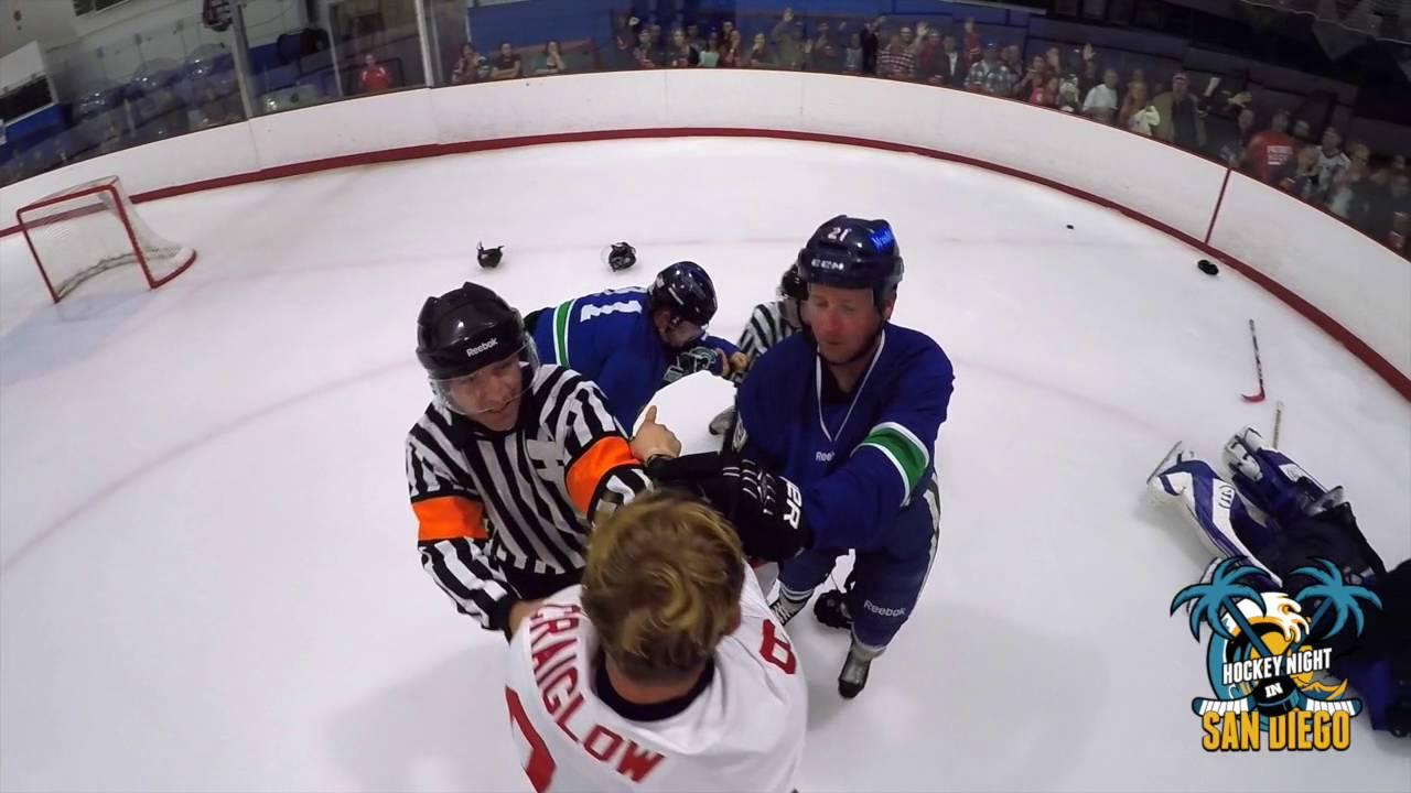 Game Highlights Patriots Hockey Vs San Diego Spartans 2016 Youtube