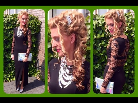 get ready with me coiffure awards linda harmsen youtube. Black Bedroom Furniture Sets. Home Design Ideas