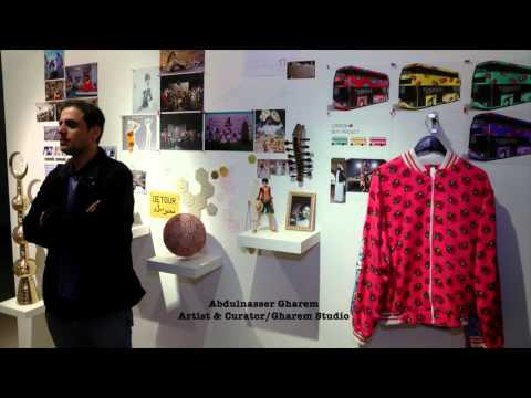 In Search Of Lost Time, Gharem Studio, Brunei Gallery SOAS University