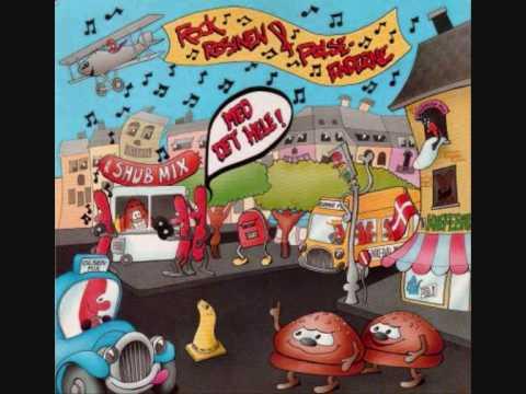 Rockrosinen & Pølseenderne - Mini Max Mix