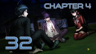 Danganronpa V3 (ENGLISH | Japanese Voice) Part 32 - Chapter 4 2nd Half