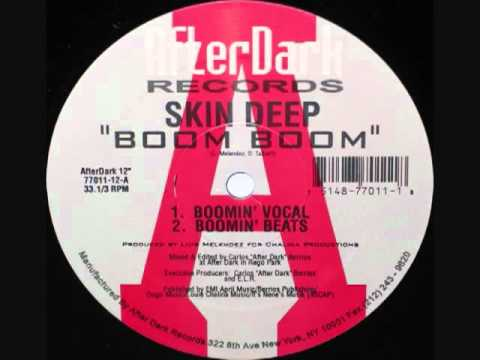 Boom Boom   Skin Deep Download MP3 After Dark Records  on Technodisco net