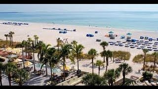 № 681 США ОБЗОР ВДВОЕМ Hotel Don Cesar St.Pete Beach Florida