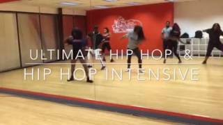Ultimate Hip Hop and Hip Hop Intensive @ BE! Creative Arts Center