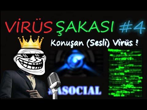 Konuşan Saykodelik Virüs Şakası! #4 (EFSANE)