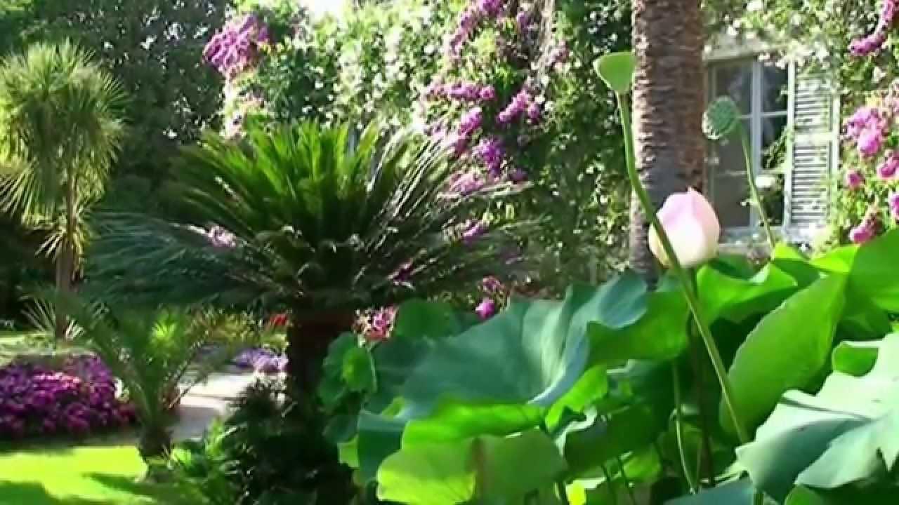 Italie lac majeur le jardin botanique de isola madre youtube for Jardin d italie chateauroux