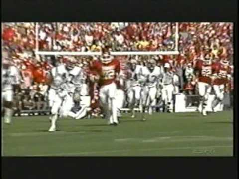 Marcus Dupree 1982 highlights at OU