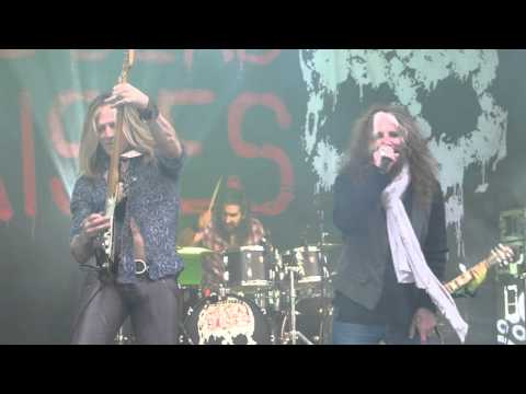 The Dead Daisies - Join together (Live) @ Musikmesse Frankfurt 10.04.16