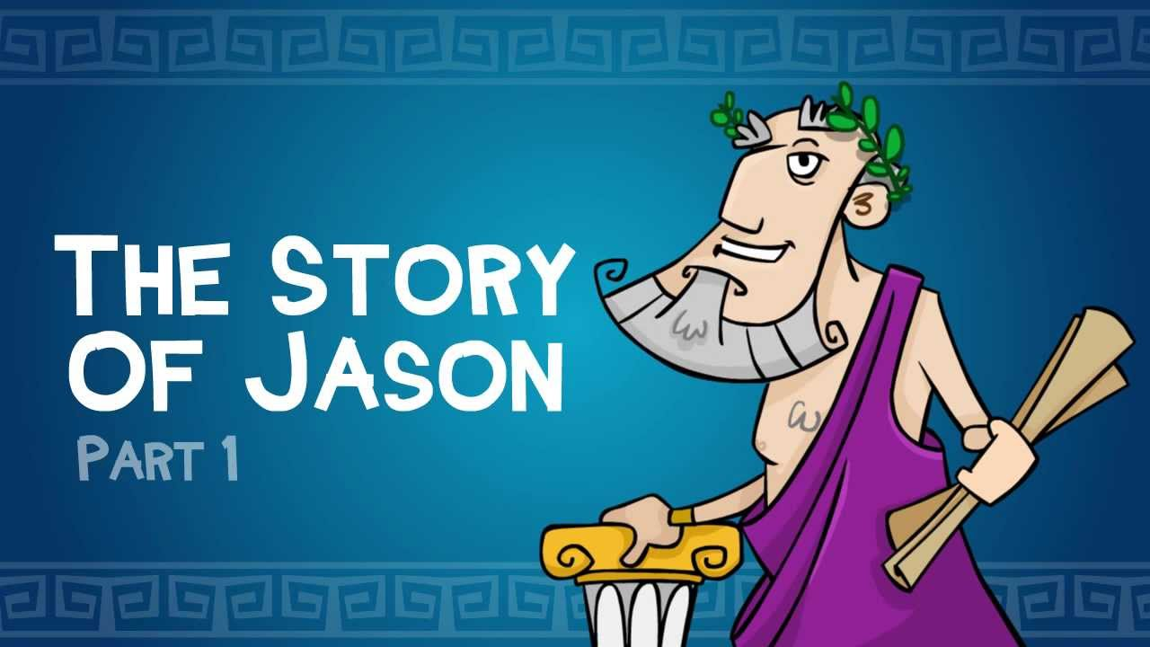 the story of jason the greek part 1 youtube