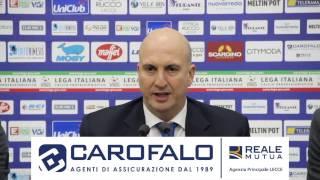 U.S. Lecce: 01-02-17 presentazione Marconi e Perucchini