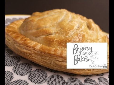 Ham And Potato Pithivier - Step By Step