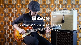 Gibson Custom 60th Anniversary 1960 Les Paul Antiquity Burst VOS played by Alex Labrie | Demo @ TFOA