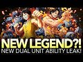 DUAL LUFFY/ACE LEGEND REVEALED! Abilities Thoughts & Opinions! (One Piece Treasure Cruise)