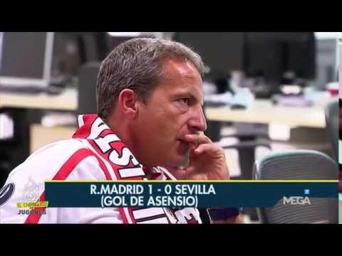 Así vivió Cristóbal Soria la final de la Supercopa entre Madrid y Sevilla